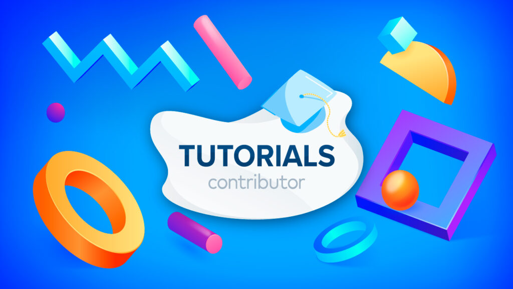 Why and how for tutorials